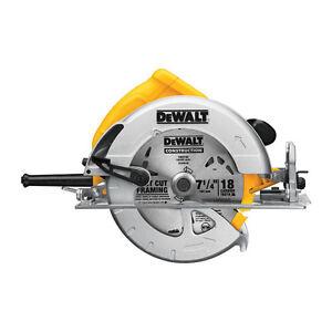 DeWalt Circular Saw! NEW!!