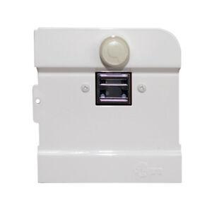 termostat pour plinthe coté droite