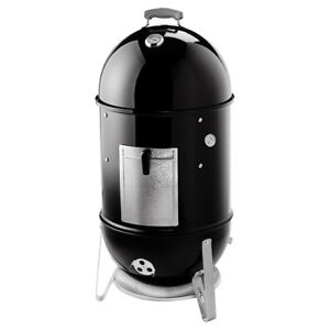 "22"" Weber Smokey Mountain Cooker Smoker"