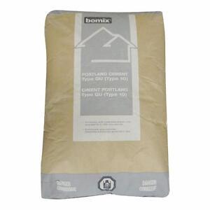 SUPER SPÉCIAL ! Ciment Bomix Portland Type 10, 30 KG