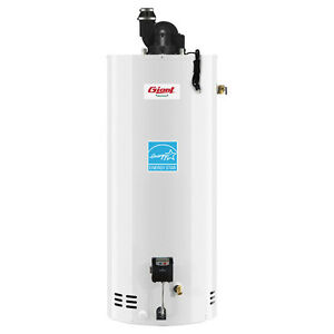 Natural Gas Giant Water Heater 50 Gallon Pv2'' 40000btu/h