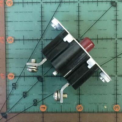 Klixon Aircraft Circuit Breaker Psm-10 43a8304 10a Vintage 10 Amp Nos Avionics