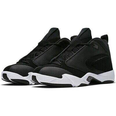 Nike Jordan Jumpman Quick 23 BLACK/BLACK-WHITE Basketball Shoe (AH8109-002) $125