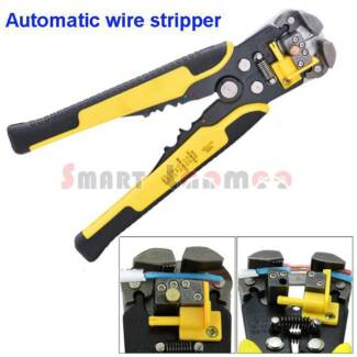 New Wire Stripper Pin Terminal Crimping Cut Hand Plier Cable Tool