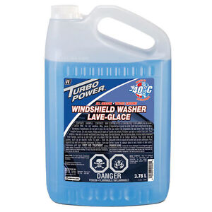 5 case all weather windshield washer