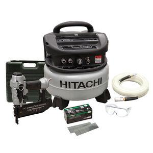 Compresseur Hitachi comme neuf