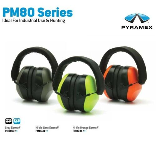 Shooting Ear Muffs Hearing Protection Hunting Safety Earmuffs NRR 26dB Decibels