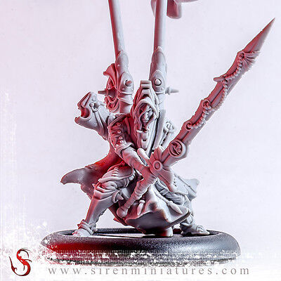 Cailu - Fantasy elf miniature in 32 mm scale for wargaming and tabletop games for sale  Shipping to Canada
