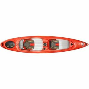 Pelican Unison 136T tandem kayak on sale with 2 free paddles