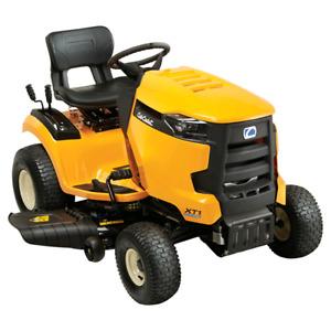 Tracteur à gazon / lawn tractor