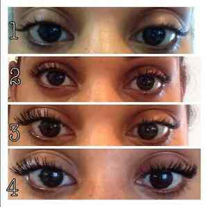 Increase your average LASH volume by up to 400%!