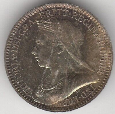 1894 Victoria Silver Twopence | Pennies2Pounds (5)