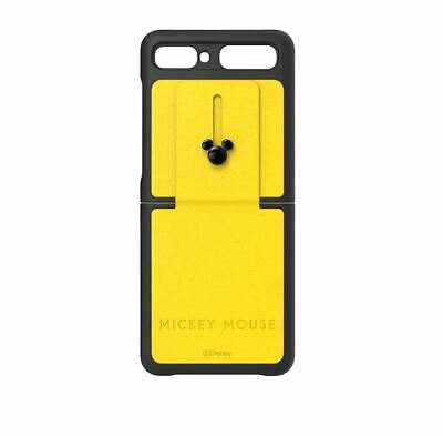 Samsung Galaxy Z Flip Cover Full Protection Yellow [Mickey Mouse Edition] Disney