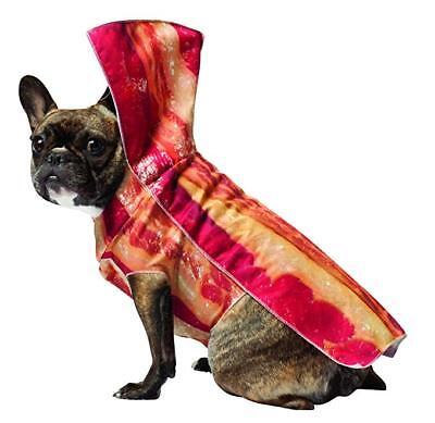 Rasta Imposta Bacon Dog Costume Size (Bacon Dog Kostüm)