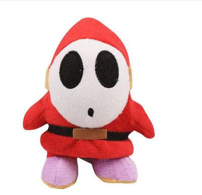 Super Mario Bros Masks Boy Shy Guy Plüsch Plüschtier Spielzeug Stofftier Puppe  ()