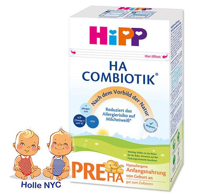 HiPP HA Pre Combiotic Infant Formula 600g Free Shipping