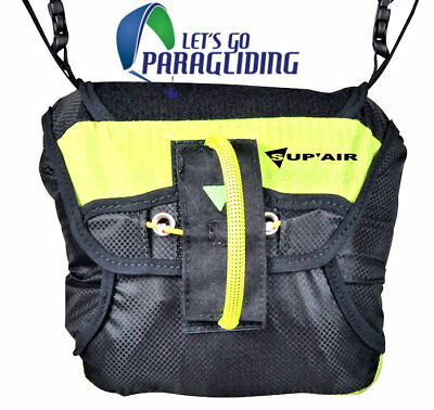 Supair OLYS Reserve front container T1 reserve parachute paragliding paraglider