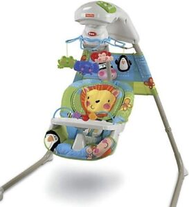 Fisher price baby swing