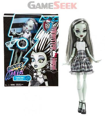 MONSTER HIGH GHOULS ALIVE DOLL - FRANKIE STEIN - TOYS BRAND NEW FREE DELIVERY