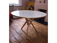 Habitat Dining table adjustable height
