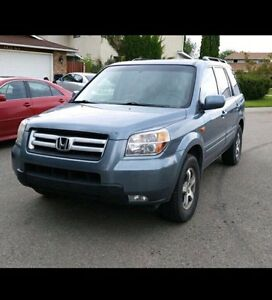 2007 Honda Pilot EXL Fully Loaded Leather with Navigation