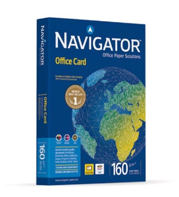 Navigator Premium Kopierpapier 75 80 90 100 120 160g/m² DIN-A4 A3 Drucker Papier