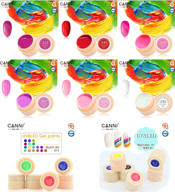 how to use canni uv builder gel
