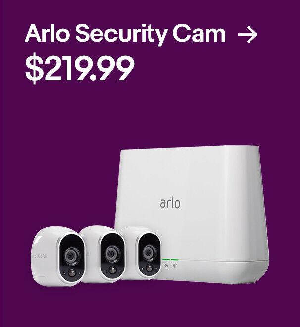 Arlo Security Cam