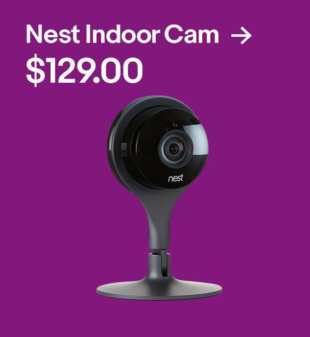Nest Indoor Cam