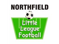 Northfield Little League - **FREE Football Tryouts**