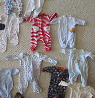 Summer/Fall Baby boy clothes size 0 to 6 months