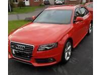 Audi avant 2009 s line
