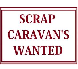 All Scrap caravans