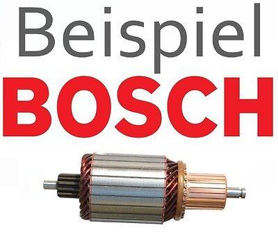 FIAT TOYOTA VW BOSCH Anlasser Starter Anker 1004011212