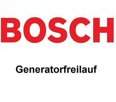 BMW BOSCH Generatorfreilauf F00MA47701