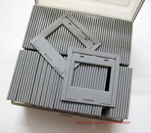 100-Piece-plastic-35mm-Slide-film-mount-Thickness-2mm