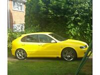 Leon cupra r 2003 needs attention 10 months MOT