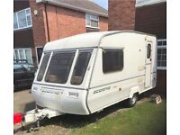 Bailey Scorpio 2 berth caravan , refunded inside clean van with no damp