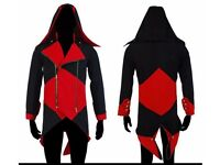 4 X 2017 Stylish Creed Mens Jackets Cosplay For Assassins Costume