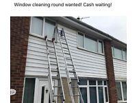 Window cleaning round