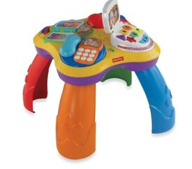 Fisher Price Learning Table - English/Spanish