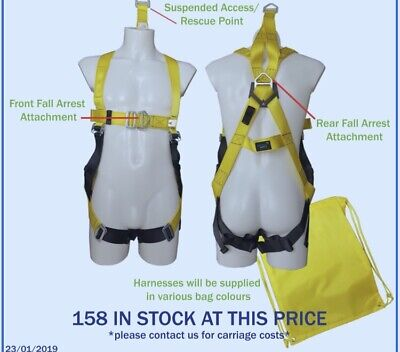 ABRES confined space rescue harness 3 point Abtech SPECIAL OFFER for 10