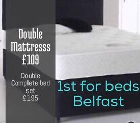 🏘Beds mattress headboard and much more