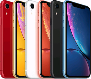 New iPhone xr 128gig with warranty
