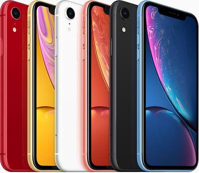 Apple Iphone XR 64GB Red Rojo Nuevo. Envío 24-48H