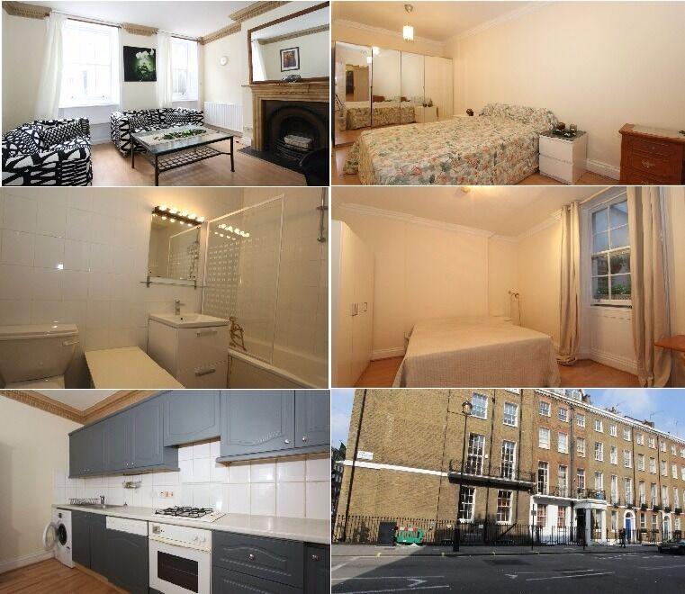 2 bed apartment Marylebone by baker street w1u