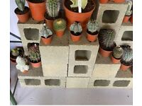 140 7.3N Dense Hollow Concrete Blocks like new