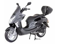 - QUICK SALE- BRAND NEW 125cc VARIOUS MODELS - LAST 3 ITEMS PER MODEL £ 1249.00 INCLUDING DELIVERY