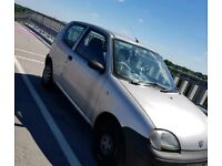 fiat seicento swap for bigger car