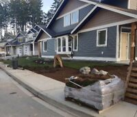 Excavating/Landscaping - Luah Contracting